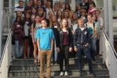 Exkursion der Biologiekurse ins Bernhard-Nocht-Institut für Tropenmedizin