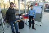 Nur ein bisschen die Welt retten – Die AG Jugend forscht beim Regionalentscheid in Lüneburg