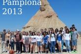 Austausch mit Pamplona 2013