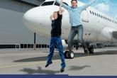 """Der """"Airbus-Bus"""" kommt! Berufsorientierung Jg. 11 und 12"""
