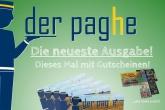 """Schülerzeitung """"der paghe"""" erscheint"""