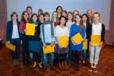 Preisverleihung Bundeswettbewerb Fremdsprachen