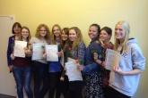 Erfolgreiche Teilnahme an Cambridge-Prüfungen