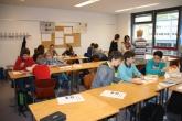 Deutsch mal anders! Zum Tag des Buches im siebten Jahrgang