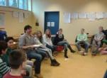 Sucht und Abhängigkeit - Expertenbesuch im Werte und Normen Kurs der 7. Klassen