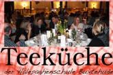 Halepaghen-Eltern feiern. 10. Jahresessen der Teeküche