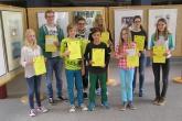 Lions-Club Adventskalender 2015: Schülerinnen und -schüler der Halepaghen-Schule erhielten Auszeichnung für hervorragende Leistungen